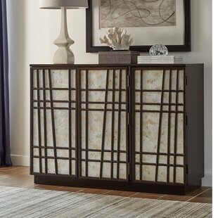 Brocklesby Contemporary Accent Cabinet by World Menagerie