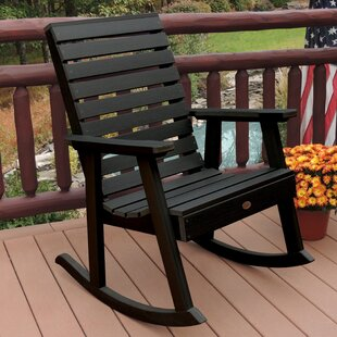 Inexpensive Berry Rocking Chair by Darby Home Co Reviews (2019) & Buyer's Guide