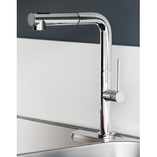 Maestro Bath Slim Pull Out Single Handle Kitchen Faucet