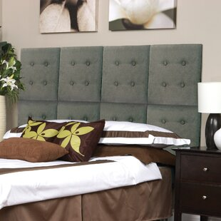 Luxe Panel Upholstered Headboard (Set of 8) By nexxt Design