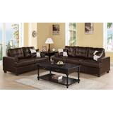 Biola 2 Piece Living Room Set by A&J Homes Studio