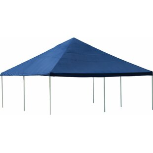 20 Ft. W x 20 Ft. D Steel Party Tent by ShelterLogic