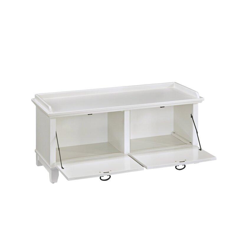 Ferryhill Wood Storage Bench Reviews
