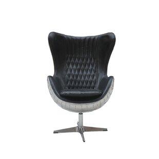 17 Stories Cullum Swivel Lounge Chair