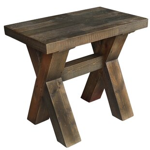 Melby End Table by Gracie Oaks