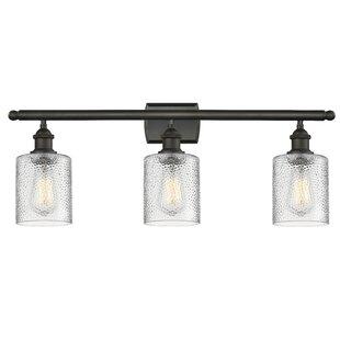 Orren Ellis Inglestone Common 3-Light Vanity Light