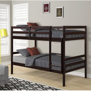 Whelan Twin Over Twin Bunk Bed by Isabelle & Max