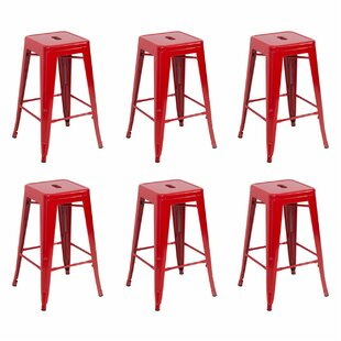 Trent Austin Design Camas 26'' Bar Stool (Set of 6)
