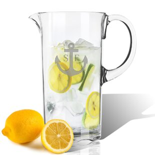 Personalized Tritan 55 Oz. Pitcher