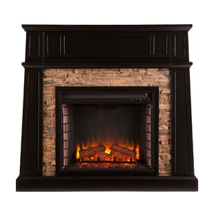Nebo Electric Fireplace by Loon Peak