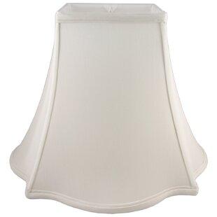 8 Faux Silk Bell Lamp Shade