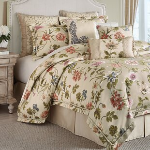 Daphne 4 Piece Comforter Set By Croscill Home Fashions