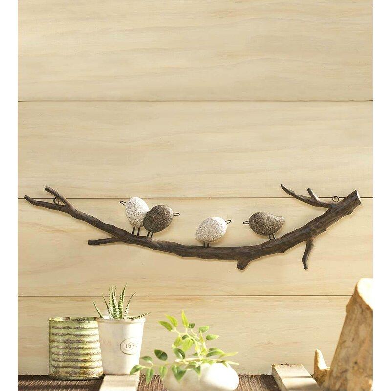 4 Birds on a Branch Wall Décor & Reviews | AllModern