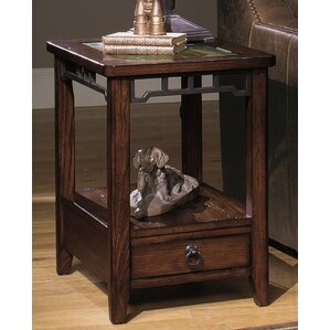 Rectangular End Table by Wildon Home ?