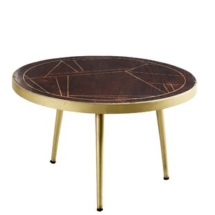 Rondel Coffee Table By World Menagerie