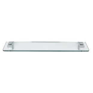 Shaunda 52.7 X 6.2cm Bathroom Shelf By Belfry Bathroom