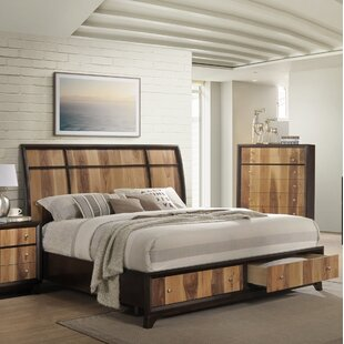 Brayden Studio Drumack Storage Platform Bed
