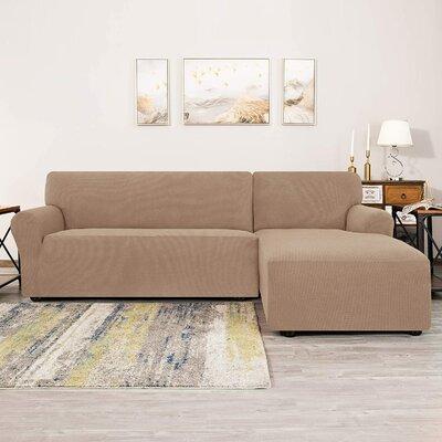2 Cushion Couch Slipcovers | Wayfair