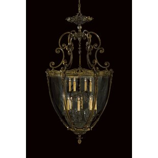 Metropolitan by Minka 12-Light Urn Pendant