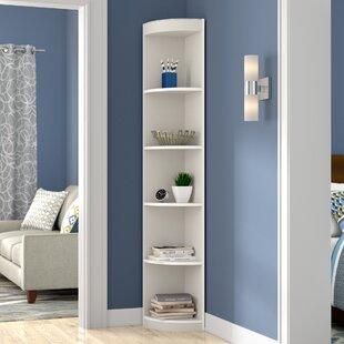 Kenneth Corner Bookcase by Latitude Run