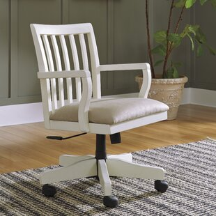 Birch Lane™ Greyson High-Back Bankers Chair