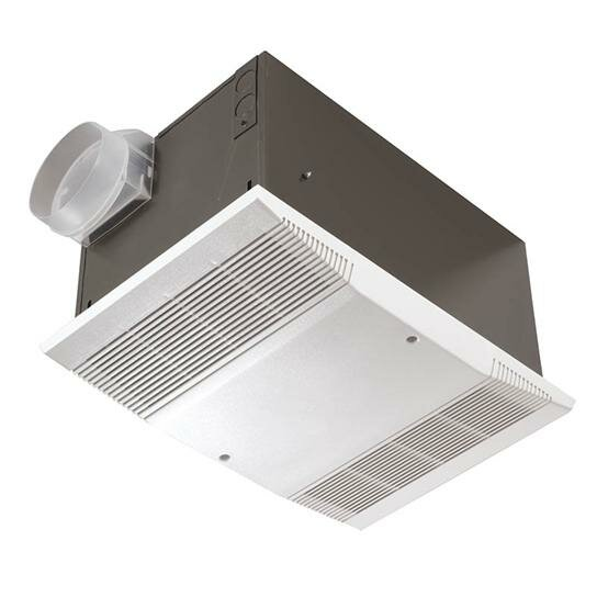 Nutone 70 Cfm Ceiling Exhaust Bath Fan W Night Light And: NuTone 70 CFM Ventilation