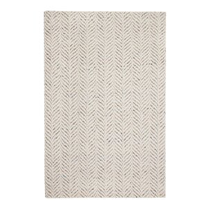 Sigrid Hand-Woven Ivory Area Rug