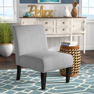 Veranda Slipper Chair by Highland Dunes