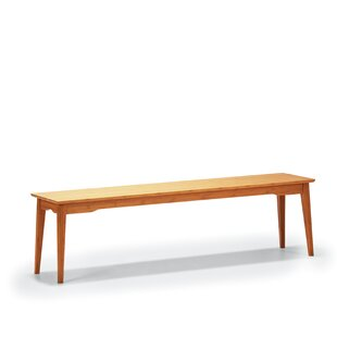 Currant Wood Bench by Greenington