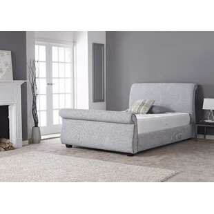 Tyrell Upholstered Bed Frame By Willa Arlo Interiors