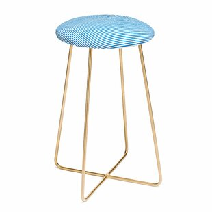 Ninola Design Marker Stripes 30 Bar Stool