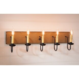Gracie Oaks Key 5-Light Vanity Light