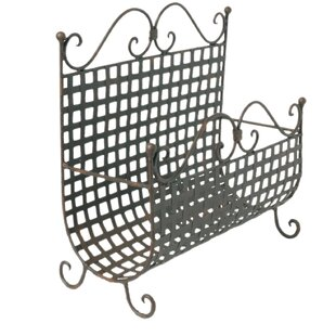 Ranchester Magazine Rack (Set Of 2) By Brambly Cottage