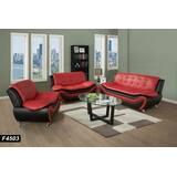 Lamentin 3 Piece Living Room Set by Orren Ellis