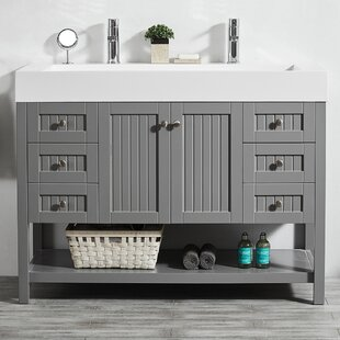 Harward 47 Single Bathroom Vanity Set by Highland Dunes