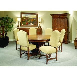 Verona Solid Wood Dining Table by Eastern Legends Herry Up
