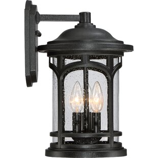 Sheppard 3-Light Outdoor Wall Lantern