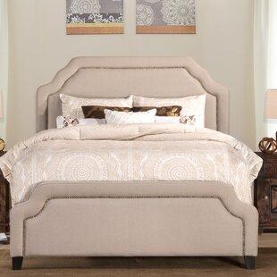 Danton Upholstered Panel Bed
