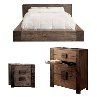 Blocher California King Panel Configurable Bedroom Set by Foundry Select 2019 Sale