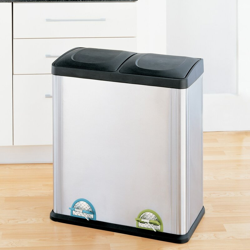 Kitchen Trash Cans You'Ll Love | Wayfair