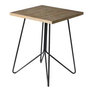 Molnar Top Square Console Table