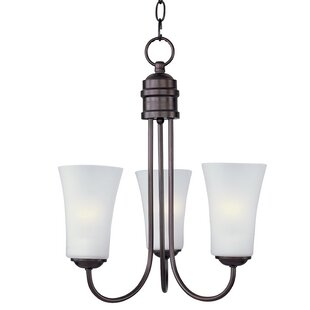Charlton Home Garfield 3-Light Shaded Chandelier