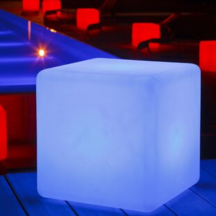 Cube Luminous Side Table