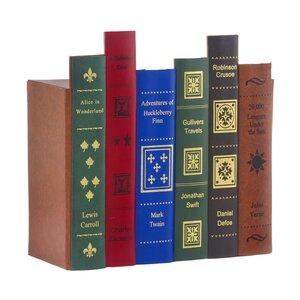 Etten Child Favorites Faux Spine Decorative Book End