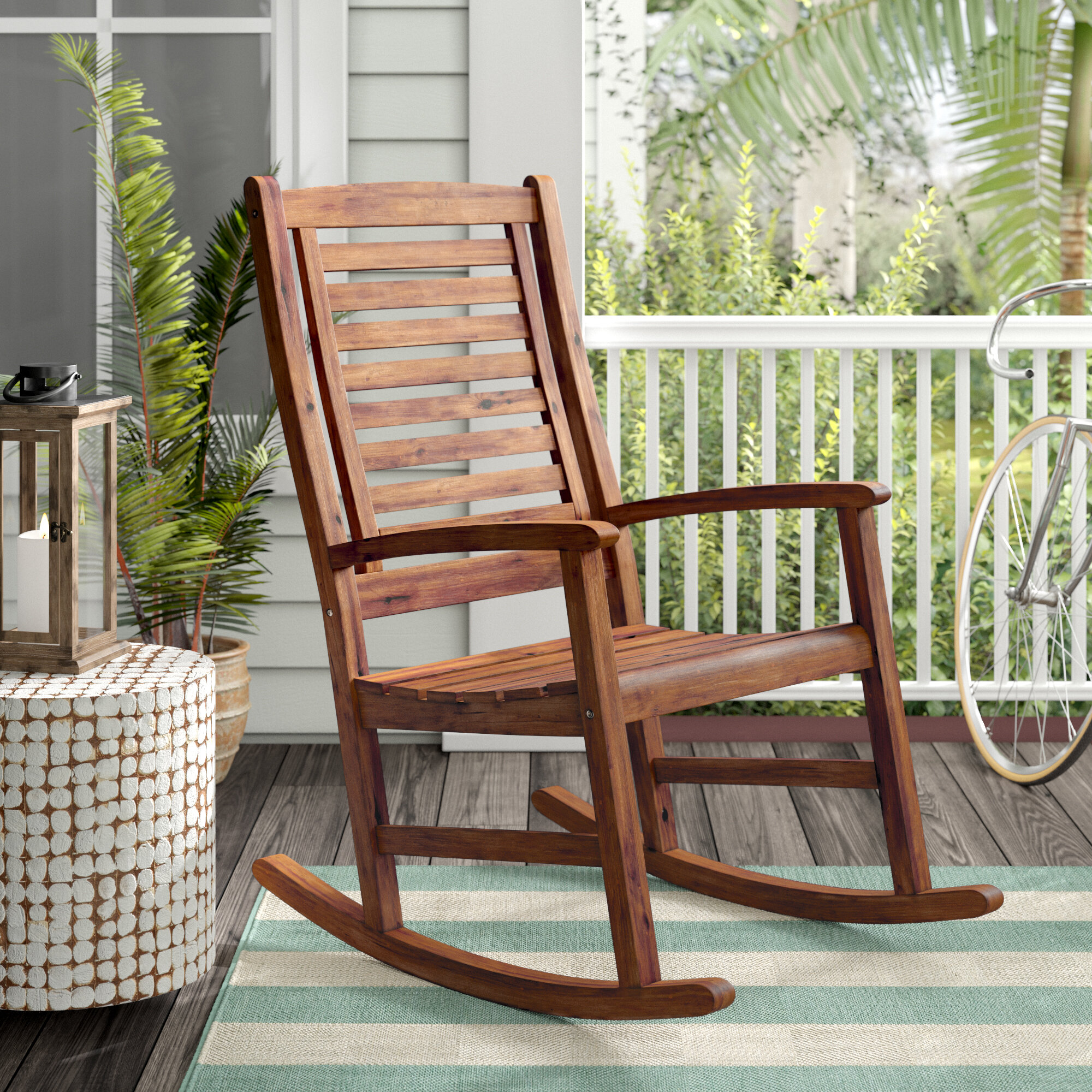 Awe Inspiring Rothstein Outdoor Rocking Chair Caraccident5 Cool Chair Designs And Ideas Caraccident5Info