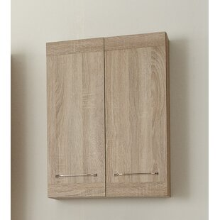 Luanda 50 X 70cm Wall Mounted Cabinet By Quickset