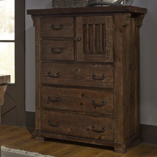 Buckleys 5 Drawer Combo Dresser