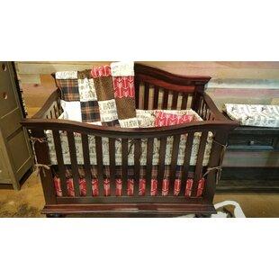 Affordable Price Strode 4 Piece Crib Bedding Set ByHarriet Bee
