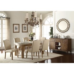 Depalma 7 Pieces Dining Set