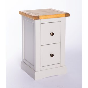 Engleman 2 Drawer Bedside Table By Brambly Cottage
